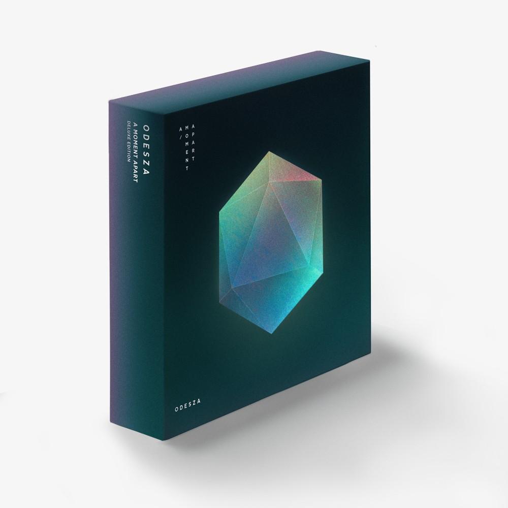 A MOMENT APART' DELUXE BOX SET / ODESZA / Release / Ninja Tune
