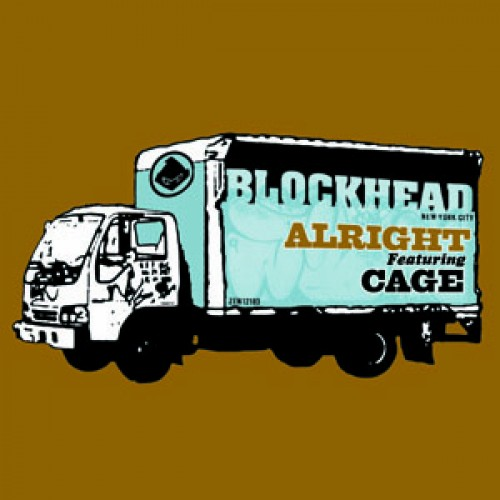 Alright - Blockhead feat. Cage