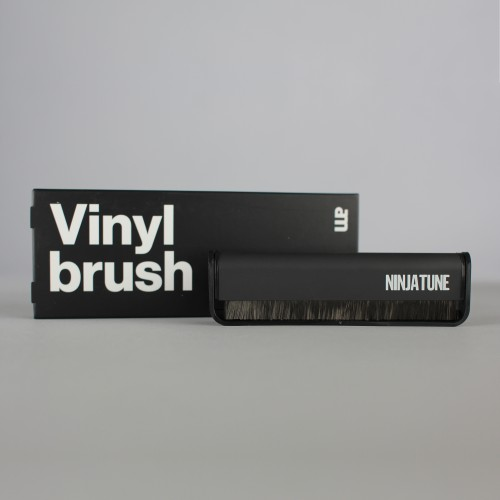 AM Clean Sound Vinyl Brush - Ninja Tune