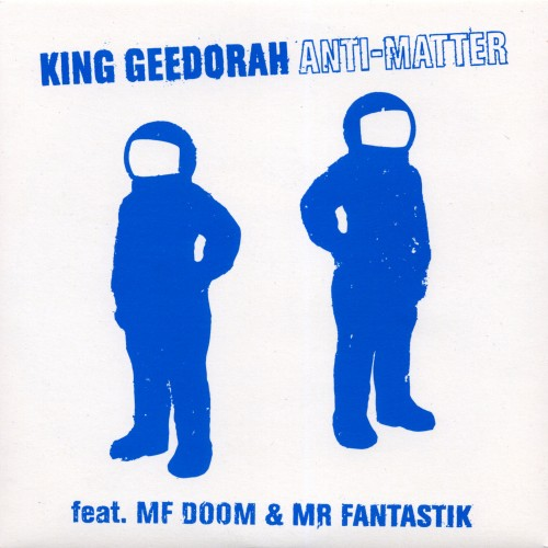 Take Me To Your Leader King Geedorah Release Ninja Tune