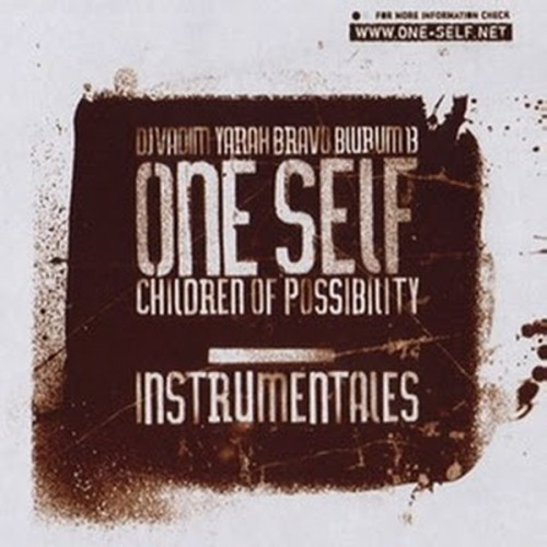 Children of Possibility (Instrumentals) - One Self
