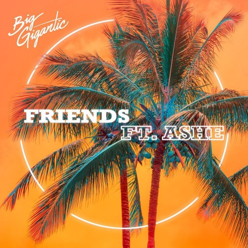 Friends - Big Gigantic featuring Ashe