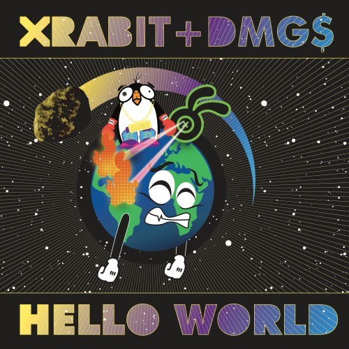 Hello World - XRABIT + DMG$
