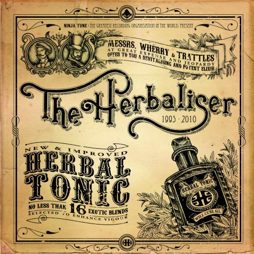 Herbal Tonic (Best Of) - The Herbaliser