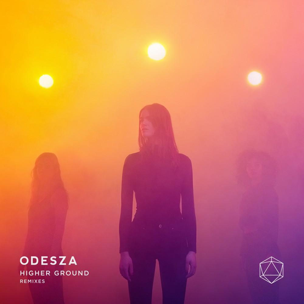 Higher Ground Remixes -