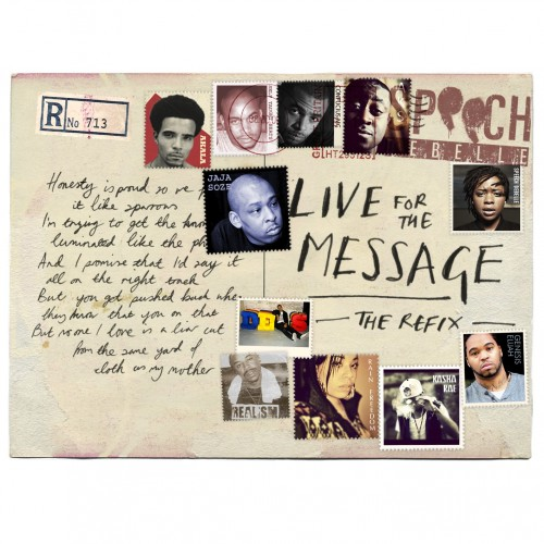 Live For The Message - Speech Debelle