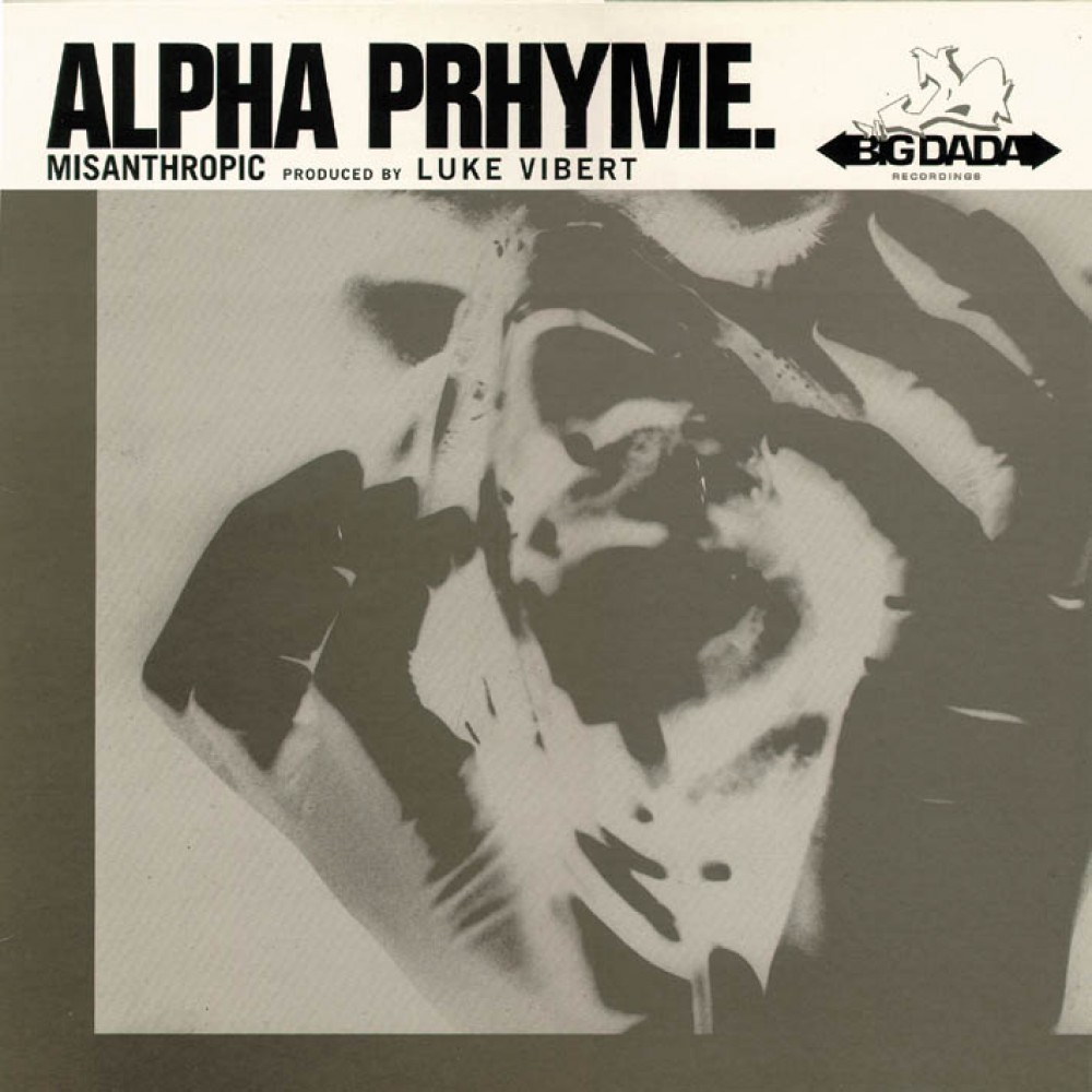 Misanthropic Alpha Prhyme Release Ninja Tune