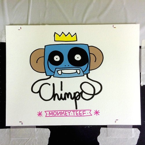Monkey Teef - Chimpo