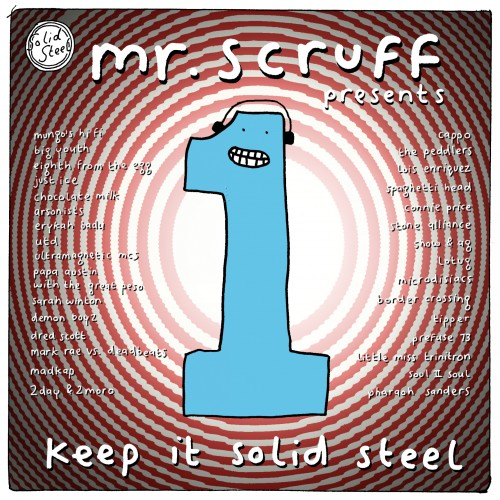 Mr. Scruff presents Keep it Solid Steel -