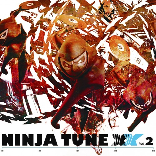 Ninja Tune XX (Volume 2) - Various Artists