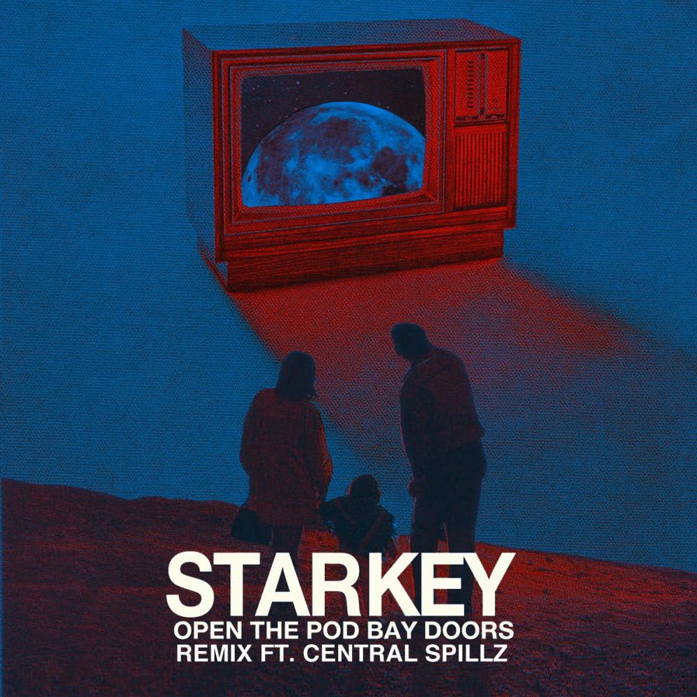 Open The Pod Bay Doors (Remix) by Starkey feat. Central Spillz  sc 1 st  Ninja Tune & Open The Pod Bay Doors (Remix) / Starkey feat. Central Spillz ...