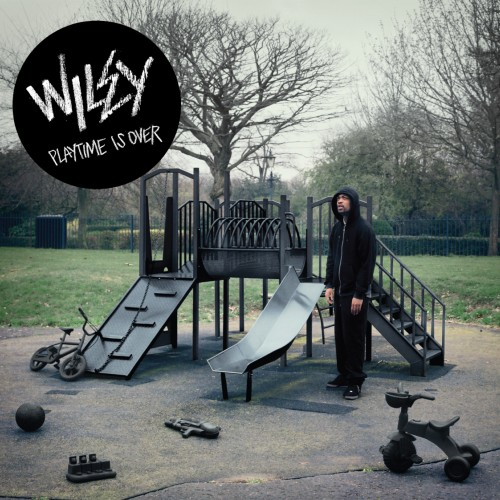 Playtime Is Over - Wiley