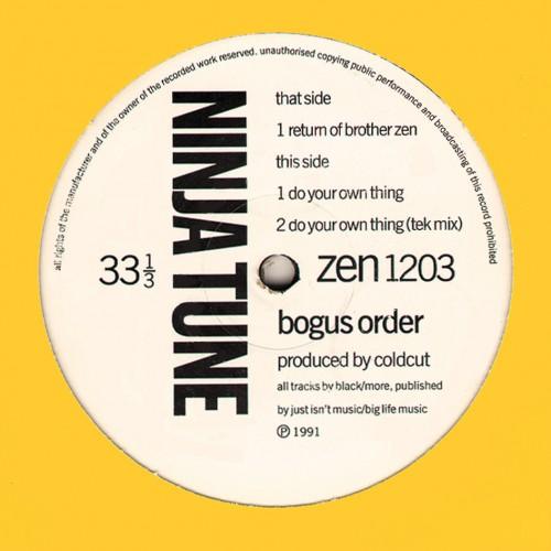 Bogus Order - Zen Brakes