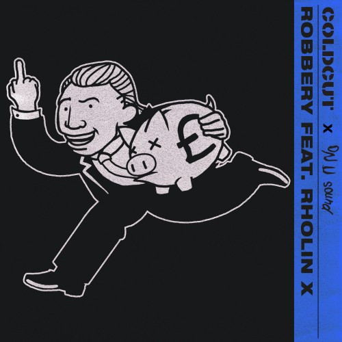 Robbery - Coldcut & On-U Sound featuring Rholin X