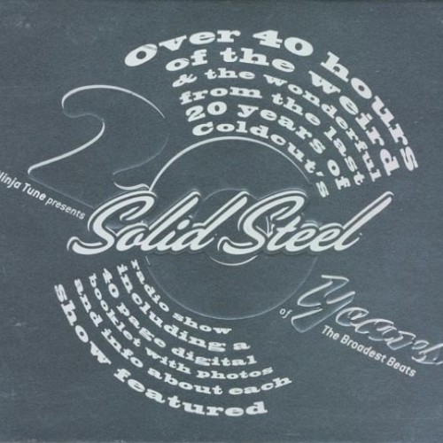 Solid Steel 1988-2008: 20 Years Of The Broadest Beats - Various Artists