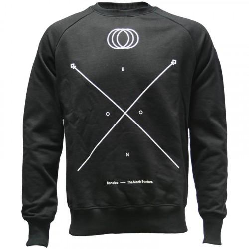 TNB Black Sweatshirt -