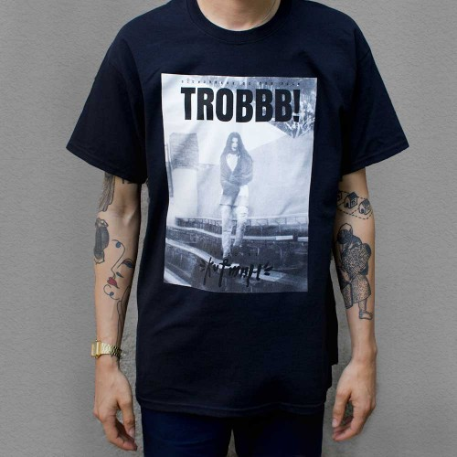 TROBBB! Black T-Shirt -