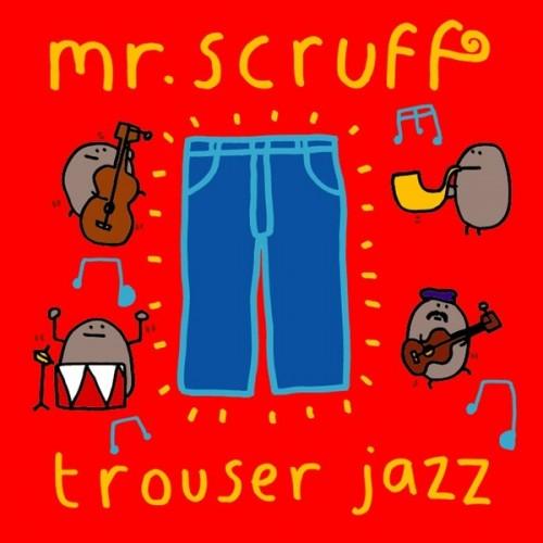 Friendly Bacteria Mr Scruff Release Ninja Tune