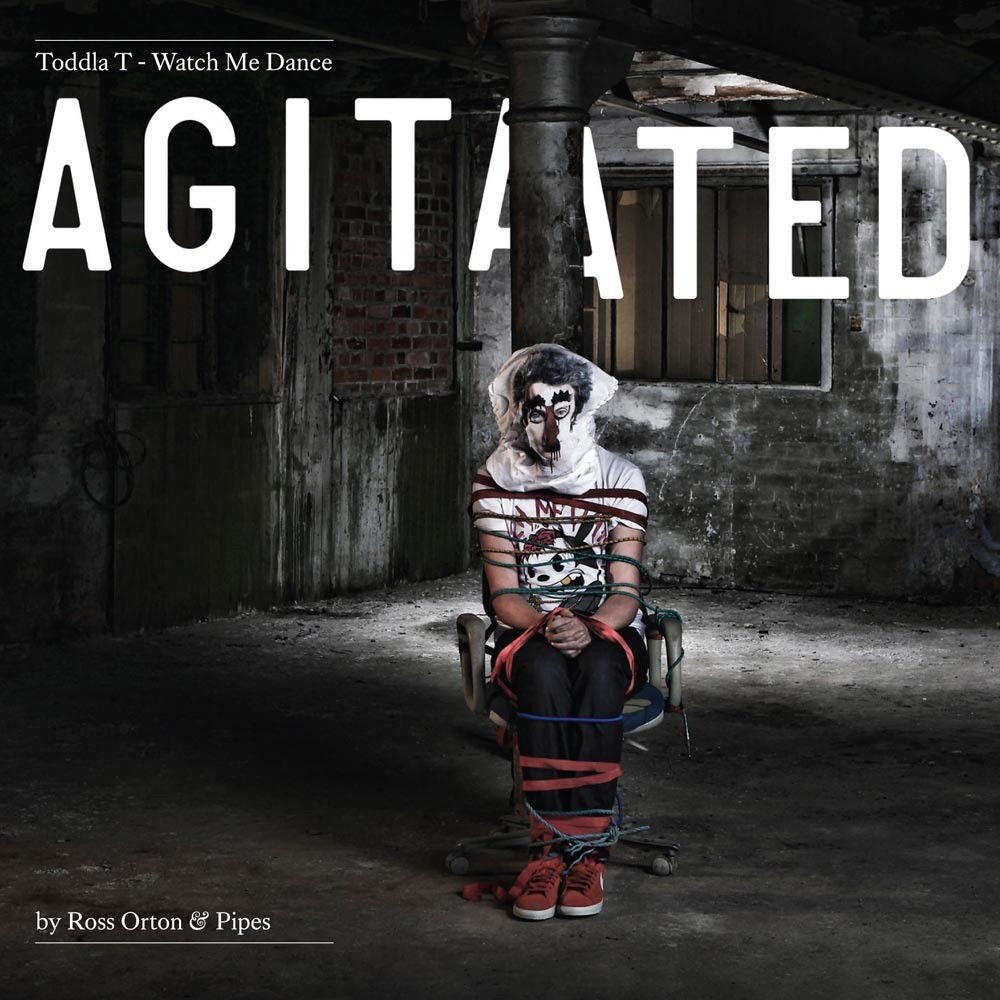 watch me dance: agitated by ross orton & pipes / toddla t, Skeleton