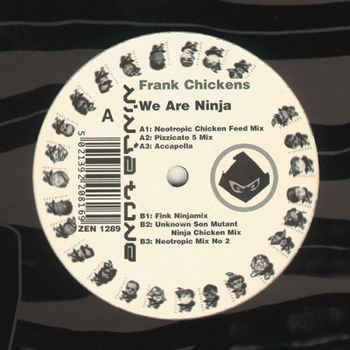 We Are Ninja Remixes - Frank Chickens